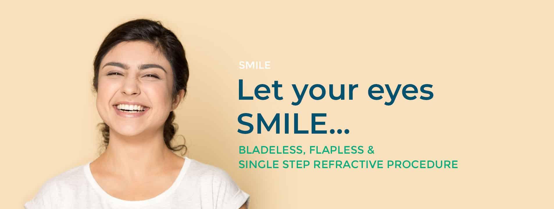 Slider SMILE 1