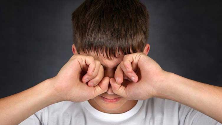 Dry Eye Symptoms Checker5