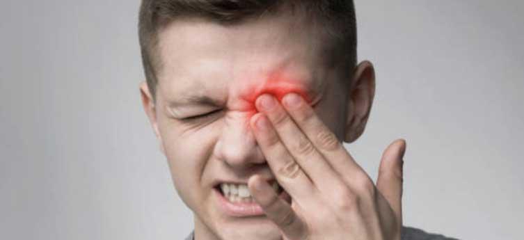 Dry Eye Symptoms Checker7