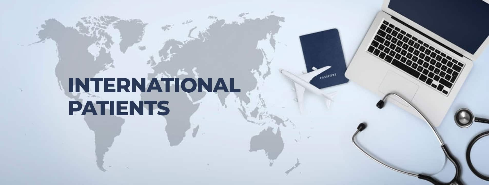 International Patients Cover