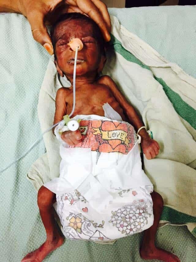 sick babies need screening part