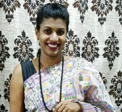 Dr. Ashwini V