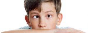Misalignment of eyes or crossing of eyes