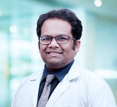 DR SANKET BHATNAGAR