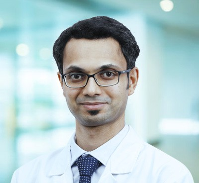 Dr Ankush Kawali