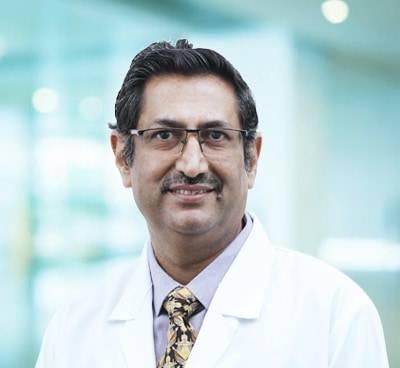 Dr Naresh Kumar