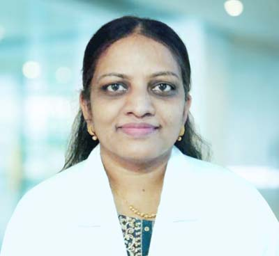 Dr Sunitha A